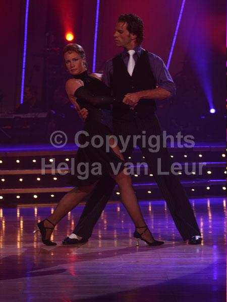 week 6 - Argentijnse Tango