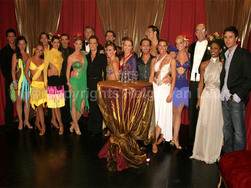 week 9 - alle Stars met danspartner