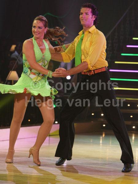 week 9 - dans 2, Samba