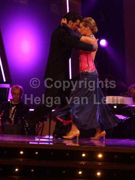 week 9 - dans 1, Tango