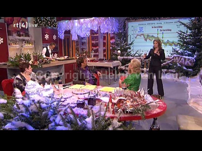 Life & Cooking vlak voor Kerst